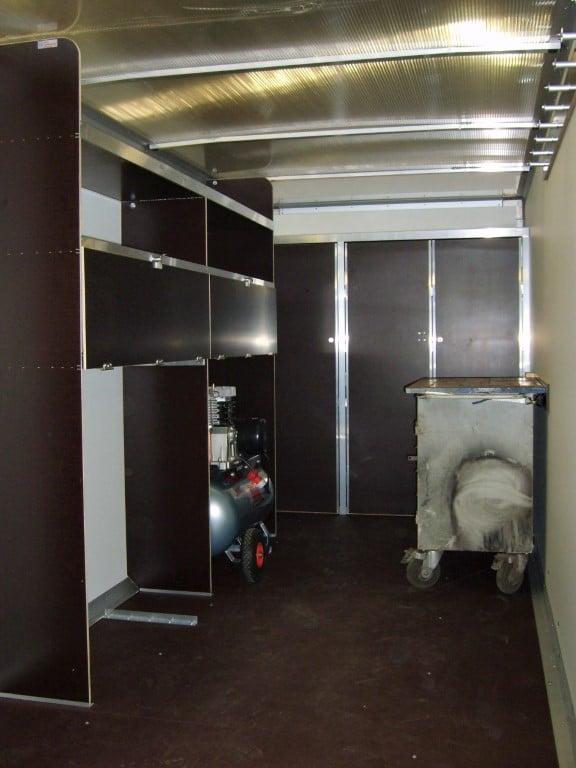 Trailer bilindretning kloakservice