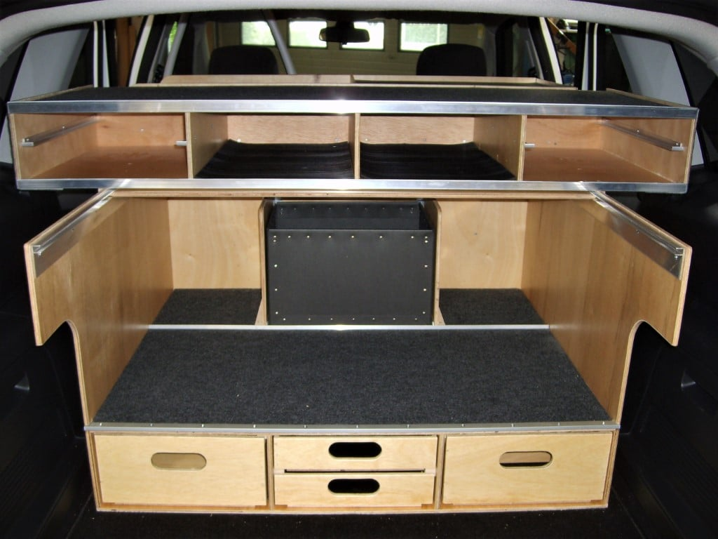 Ford S-Max tekniker Dansk Varebilindretning 3