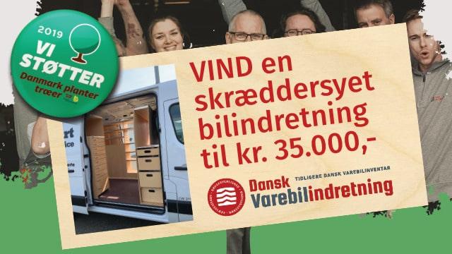 stoet plant et træ - dansk varebilindretning - nyhed cta