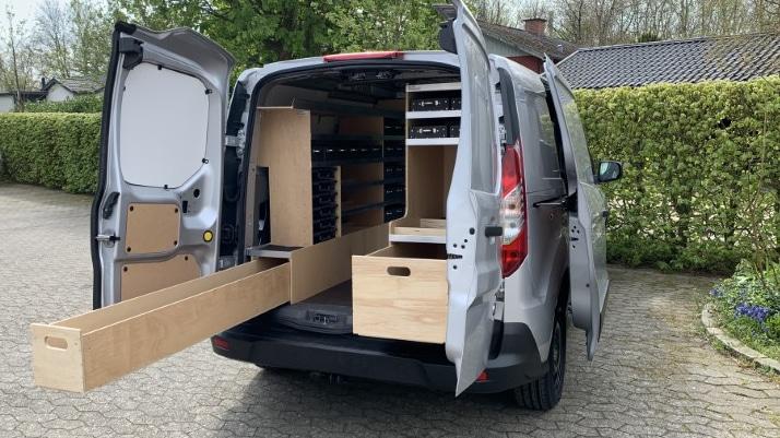 vælg en mindre varebil spar penge og miljø dansk varebilindretning grønt 16-9